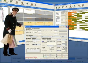 software booking system